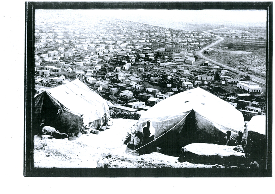 Deheishe Camp 1988
